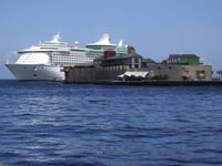 Cruise to Curacao